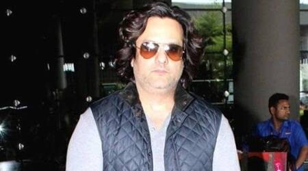 Fardeen Feroz Khan gives a befitting reply to his haters for trolling him for his weight gain