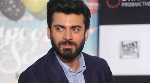 Mumbai: Actor Fawad Khan during the press conference of film Kapoor & Sons, in Mumbai on March 25, 2016. (Photo: IANS)