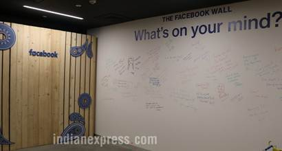 Facebook's 1 BKC office in Mumbai: Take a look inside