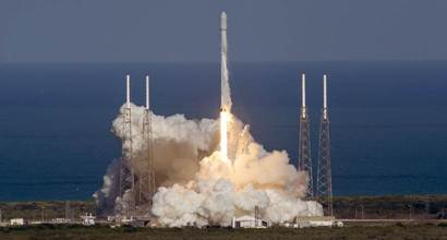 SpaceX, spaceX landing, Space x, spaceX landing photos, Falcon 9, space x landing, thaicom 8, thaicom 8 mission, space x video, space, rocket, science, technology, technology news