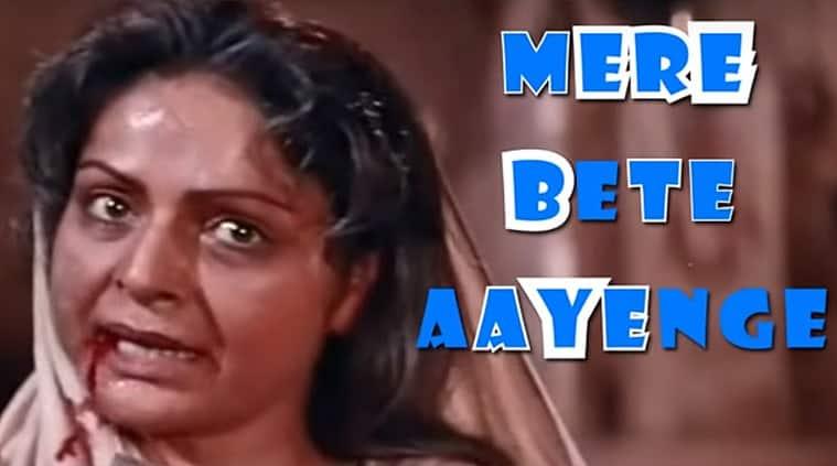 Happy Mother's Day, Mother's Day 2016, Mother's Day, Bollywood moms, Bollywood mothers, dramatic Bollywood mothers, filmy moms, filmy mothers, Nirupa Roy, Kirron Kher, Sridevi, Farida Jalal, Jaya Bachchan, Rakhee, Reema Lagoo, Waheeda Rehman, Dolly Ahluwalia, Ratna Pathak Shah