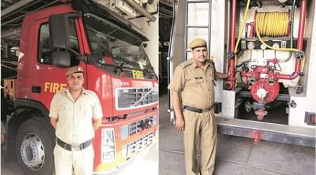 Tale of two Delhi firefighters: Unforgiving job all about saving lives first