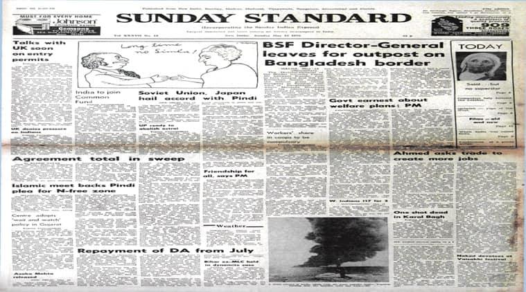 india, pakistan, india pak ties, sovient union, kuldeep mayar, ashoka mehta, congress, baroda case,CBI, indian express editorial