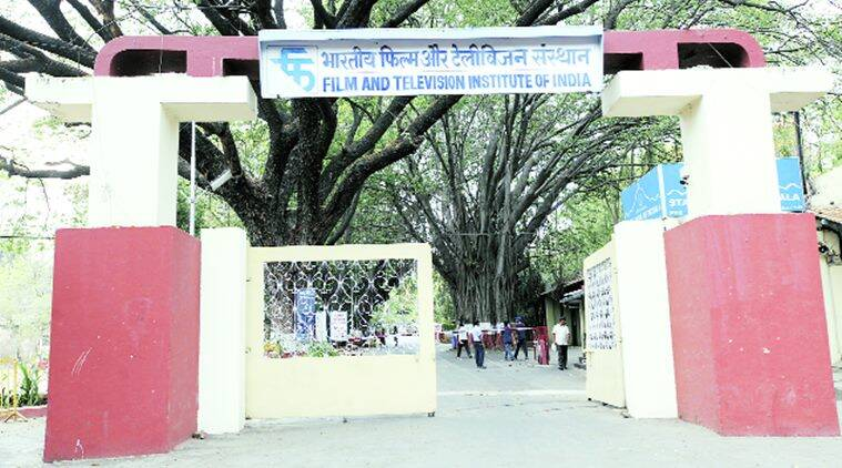 FTII, non residential university, FTII protest, FTII controversy, FTII news, indian express news