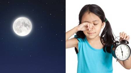 sleep, full moon, effects of full moon on sleep, how full moon affects sleep, full moon reduces sleep, full moon decreases sleep, effects of full moon, effects of full moon on behaviour,
