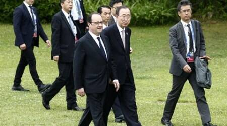 Brexit a 'serious risk to growth': G7 leaders