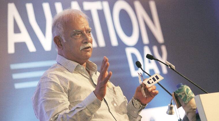 Ashok Gajapati Raju, Air India, Air India losses, Air India debt trap, aviation minister, business news, indian express