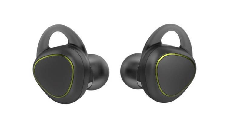 Samsung Gear IconX is a truly wireless earbud with its own battery and wireless connectivity (Source: Sammobile)