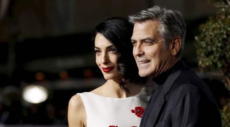 George Clooney, Amal Clooney, George Clooney birthday, George Clooney Amal Clooney, Julia Roberts, Money Monster, Entertainment news