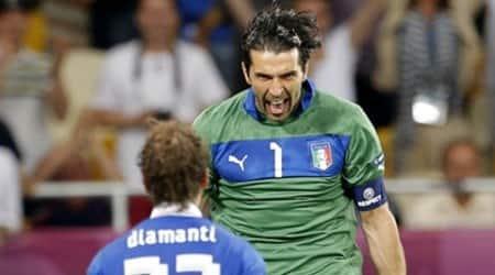 Euro 2016, Euro, Euro 2016 Italy, Euro 2016 qualifiers, Italy, Gianluigi Buffon, Gianluigi Buffon Euro 2016, Gianluigi Buffon Italy, Buffon,Football
