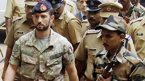 Italian marines, Italy marines case, Italian marines case, marines fishermen case, india news, Italian news, India Italy ties, Italy India marines, italian marines news, UN tribunal,International Tribunal on Law of the Sea,Massimiliano Latorre, Latorre Massimiliano,Italian marines case,Salvatore Girone, italian marines kill indian fishermen, italy, united nations, india, india italian marine case, un court india italian marine case, italian marine case, italian marine release un court, world news, latest news
