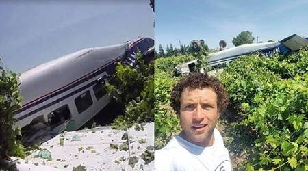 GoPro camera captures plane crash, plane crash video, horrifying video, viral videos, last moments of plane crash, plane crash survivors