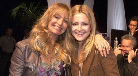 Goldie Hawn has another side to her: Kate Hudson