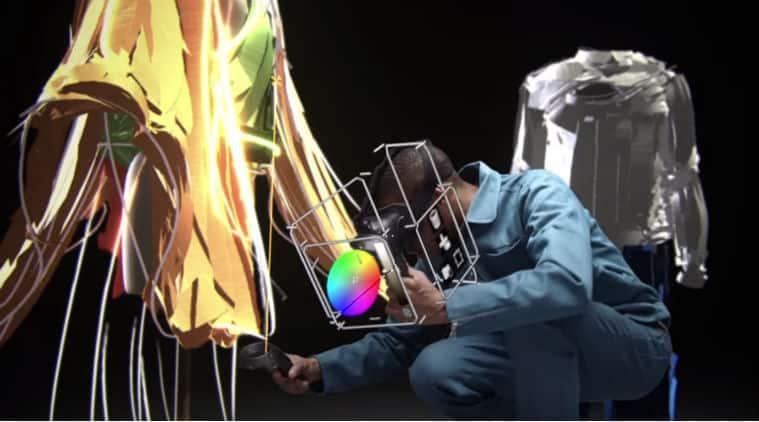 Google, Google tilt brush, virtual reality, Google tilt brush features, draw 3D, HTC Vive, Virtual painting, tilt brush app, VR space, draw VR paintings, VR images, smartphones, technology, technology news