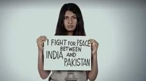 Kargil war, Kargil martyr, Gurmehar Kaur, Indo-Pak relations, Indo-Pak peace talks, #ProfileForPeace, Viral Videos