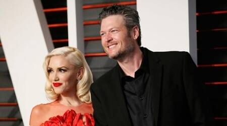 Blake Shelton wrote duet with Gwen Stefani to 'impress' her