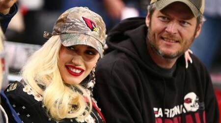 Gwen Stefani saved my life last year: BlakeShelton