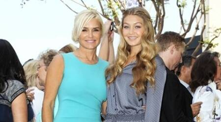 Yolanda Foster defends Gigi Hadid's modelling success