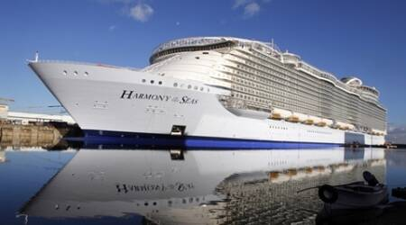 Harmony of the Seas: Inside the world's largest cruise ship