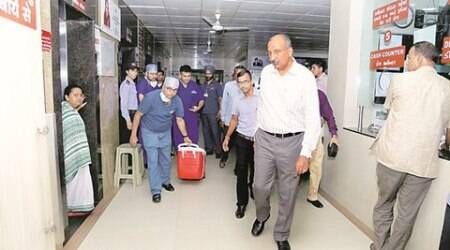 Heart from Surat saves 53-year-old in Mumbai