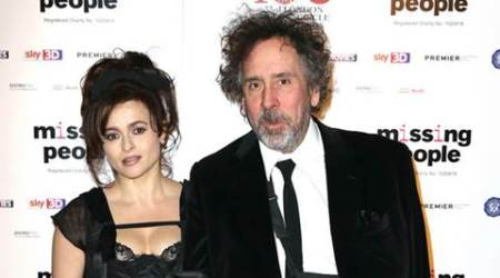 Helena Bonham Carter felt fragile after split from Tim Burton