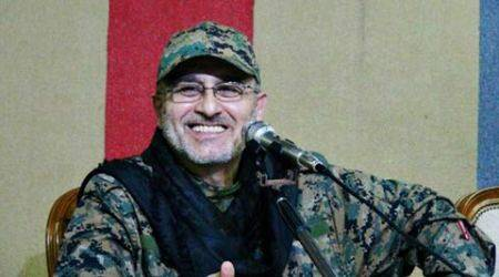 Islamist extremists killed military chief in Syria, says Hezbollahstatement