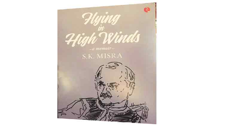 k natwar singh, flying in high winds, book review, book review indian express
