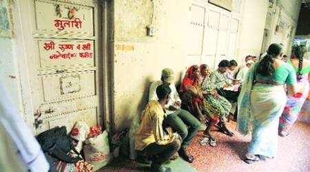 Pune: Sassoon hospital struggles with old fans, few watercoolers