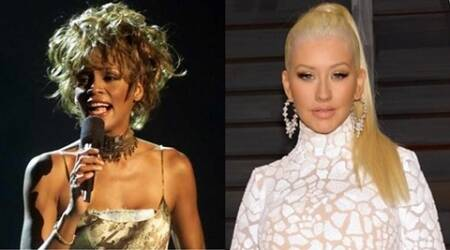 Whitney Houston hologram duet with Christina Aguilera axed