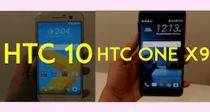 HTC 10 & HTC One X9 First Look Video