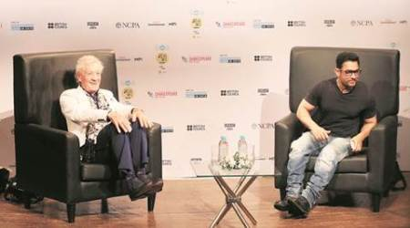 Sir Ian McKellen, Ian McKellen, Sir Ian McKellen Shakespeare tour, Shakespeare in films, films inspired by Shakespeare, Ian McKellen Shakespeare masterclass, entertainment news, hollywood news, latest news