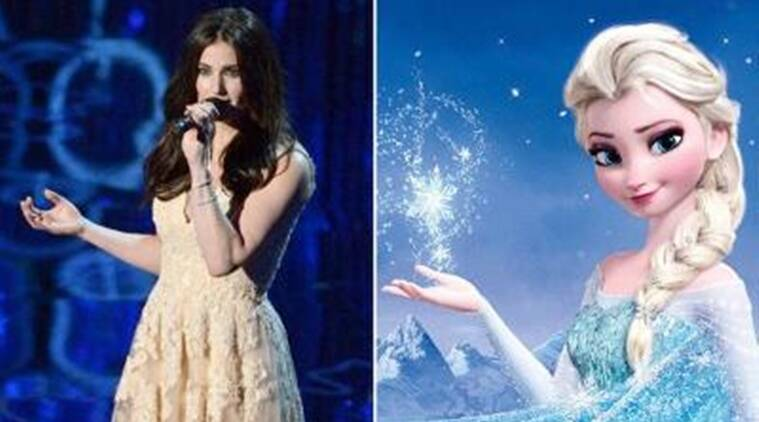 Idina Menzel, Frozen, elsa, Frozen else, Frozen elsa girlfriend, GiveElsaAGirlfriend, Disney, Disney frozen, Idina Menzel news, entertainment new
