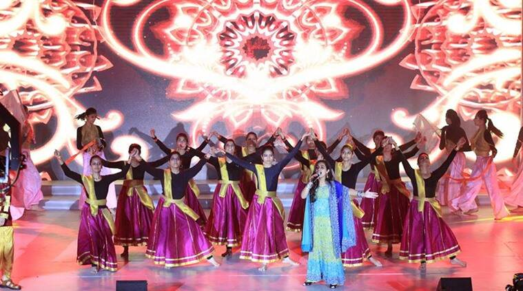 Vasudhaiva Kutumbakam, International Festival of Language & Culture, IFLC 2016, folk dance, folk music, culture, cultural festival