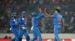 India fourth in ODI rankings, second in T20