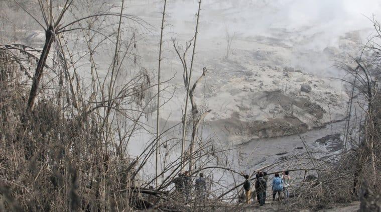 Volcano, Indonesia Volcano, Volcano in Indonesia, Volcano Indonesia, Indinesia Volcano deaths, Indonesia Volcano death toll, Mount Sinabung, world news