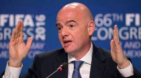 FIFA finds it hard to give up five-star lifestyle