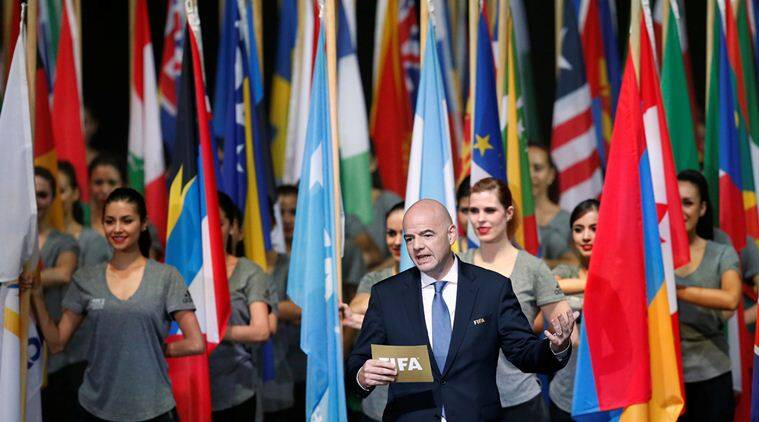 FIFA, FIFA President, Gianni Infantino, Infantino, Indonesia, Indonesia ban, Football