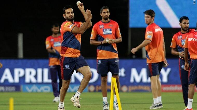 IPL 2016, IPL, IPL schedules, IPL news, IPL standings, IPL scores, Irfan Pathan, Pathan Pune, Pathan bowling, sports news, sports, cricket news, Cricket