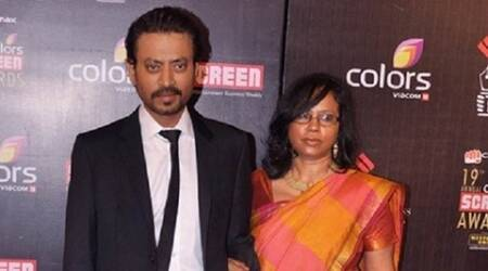 My wife is my best critique: Irrfan Khan