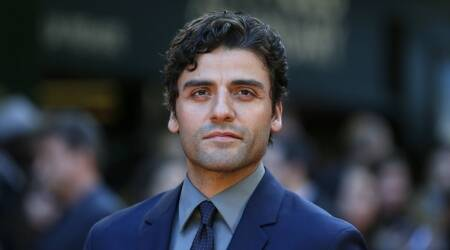 Oscar Issac new movie