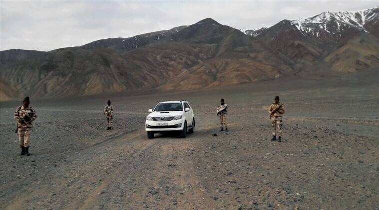 SUVs, expensive SUVS, ITBP troops, Indo-Tibetan Border Police (ITBP),Sino-India border,Sports Utility Vehicles (SUVs), india news