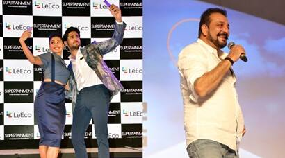 Jacqueline, Sidharth busy at a launch, Sanjay Dutt attend a global convention