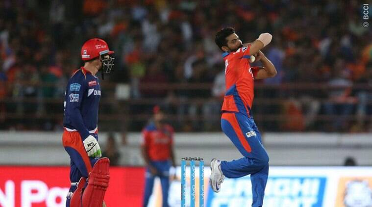 IPL 2017, IPL 2017 news, IPL news, Ravindra Jadeja, Ravindra Jadeja Gujarat Lions, Brad Hodge, Sports News, Cricket news, Sports, Indian Express, Indian Express News