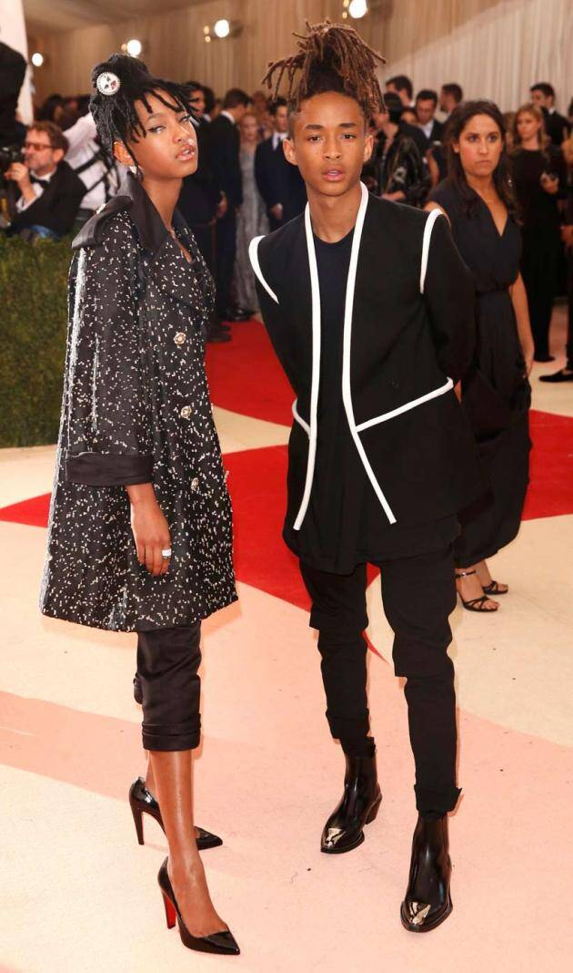 Jaden Smith, Willow Smith
