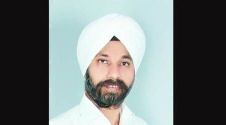 Jagdeep Singh, hari nagar, AAP mla, Aam Aadmi Party, waste management company, delhi waste management company, delhi news, aap news