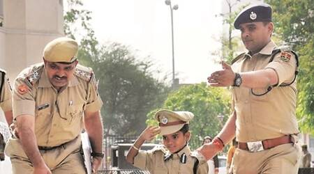 With kidney ailment, 10-year-old became Jaipur top cop for one day
