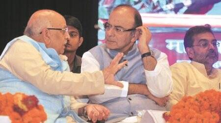 At Vikas Parv: Congress reduced to a crowd around a family, saysJaitley