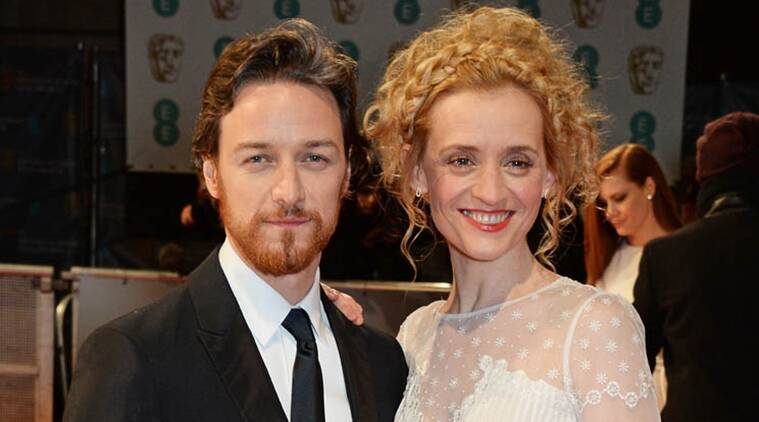 James Mcavoy Anne Marie Duff To Live Together Post Split