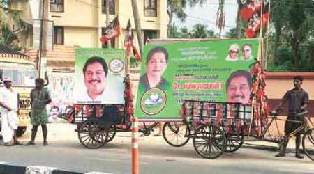 kerala election, MGR films, J Jayalalithaa, Jayalalithaa kerala election, AIADMK, kerala news, kerala, kerala news, viral video, kerala polls, India news