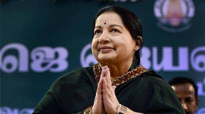 Jayalalithaa takes charge as Tamil Nadu CM for the sixth time
